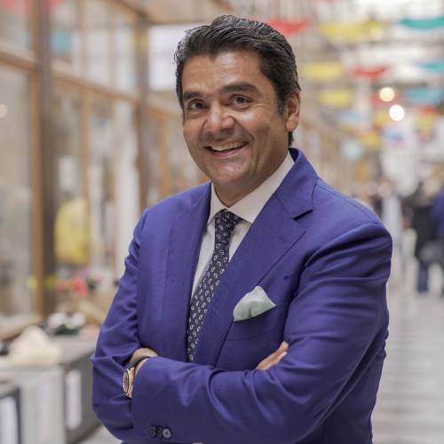 Michael Reza Pacha, un multi-entrepreneur talentueux.